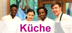 Das Küchenteam