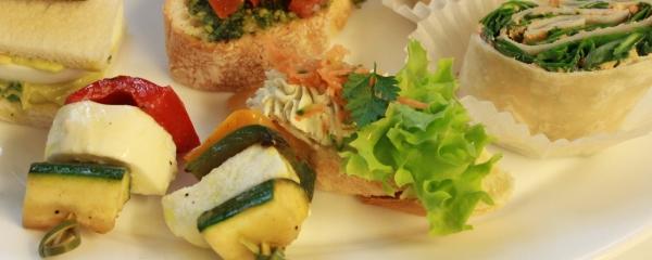 Snacks/Fingerfood/VEGAN